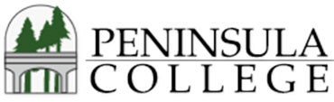 Logo for Peninsula College