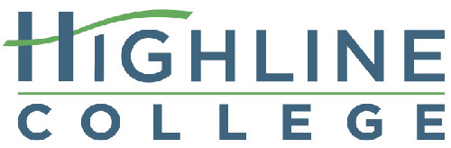 Logo for Highline College